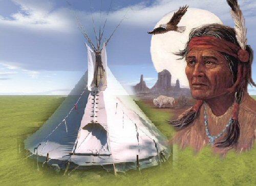 Il Gufo Su Indiani D America