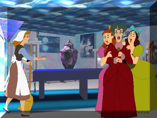 Cinderella atto primo